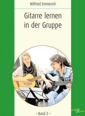 Gitarre lernen in der Gruppe – Band 2
