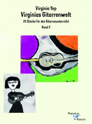 Virginias Gitarrenwelt Band 2