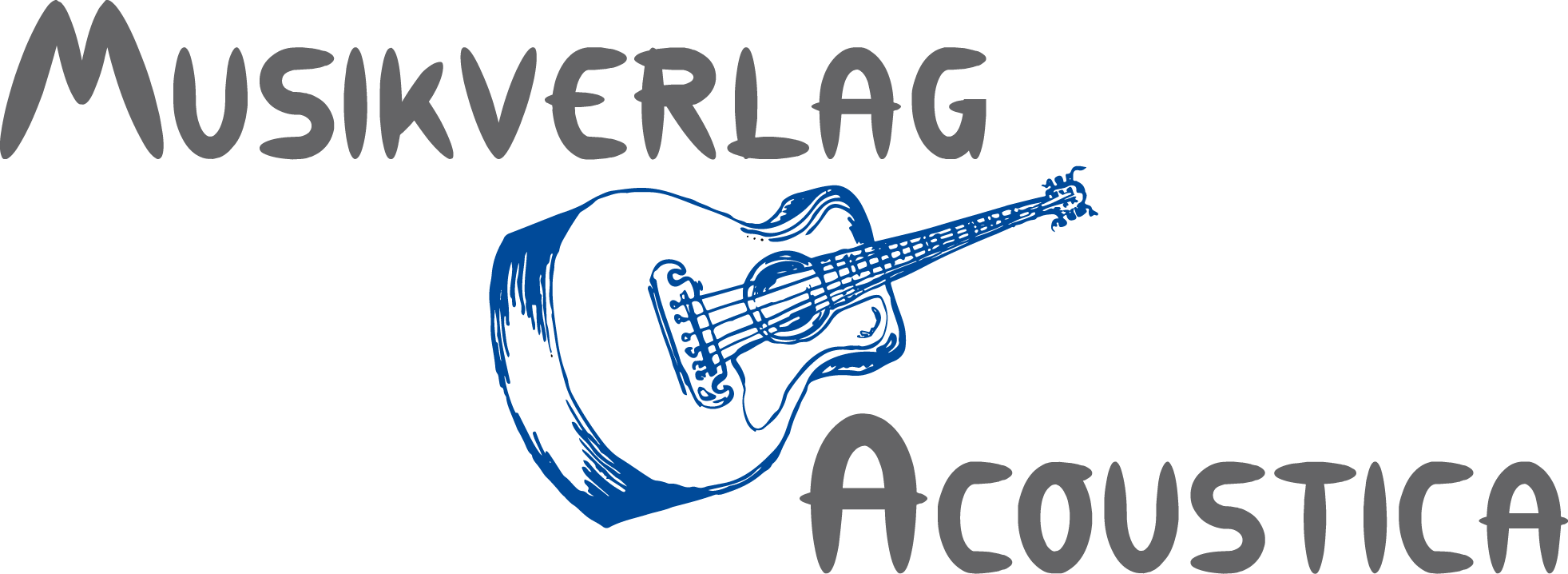 Musikverlag Acoustica - Noten für akustische Gitarre